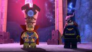 Roi Grungle-S'évader de Gotham City