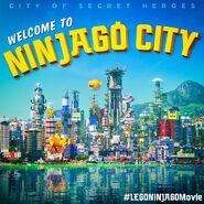 Vignette Ninjago Movie 13