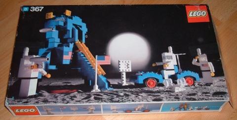 367 Moon Landing