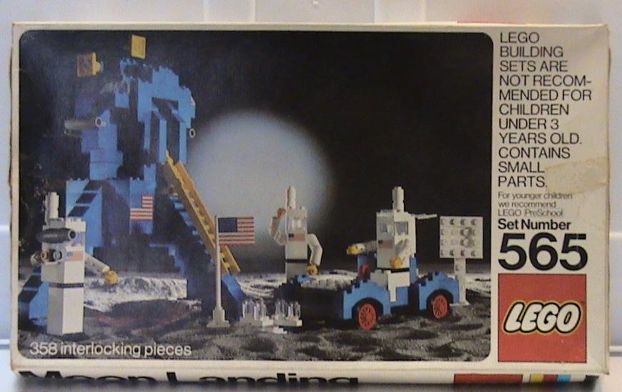 565 Moon Landing