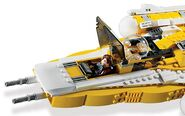 8037 Anakin's Y-wing Starfighter 3