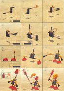 8540 Building Instructions