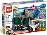 7599 Garbage Truck Getaway