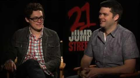 LEGO Movie with Directors of 21 Jump Street