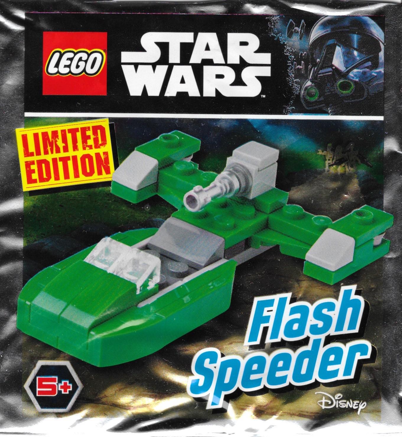 911618 Flash Speeder