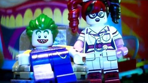 THE LEGO BATMAN MOVIE TV Spot 11 - BFF (2017) Animated Comedy Movie HD