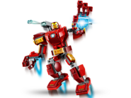 76140 Le robot d'Iron Man 2