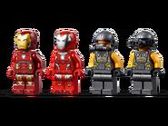 76164 Iron Man Hulkbuster contre un agent de l'A.I.M. 2