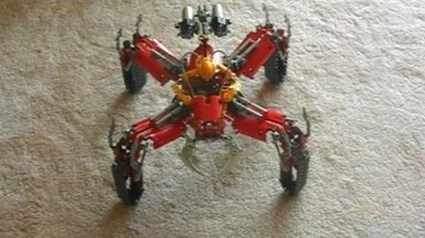 Bionicle Review Skopio XV-1