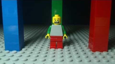 Colour Shifter A LEGO Short