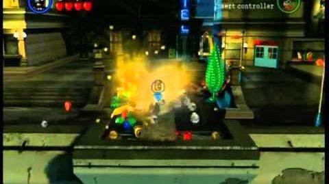LEGO Batman Walkthrough - Chapter 1 Level 1 - You Can Bank on Batman (HQ)*