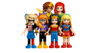 Mini-poupées DC Super Hero Girls