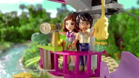 LEGO Friends 30s TVC - Jungle 2014