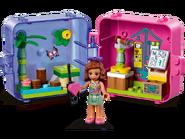 41436 Le cube de jeu de la jungle d'Olivia 2