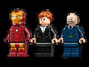 76190 Iron Man La destruction d'Iron Monger 7