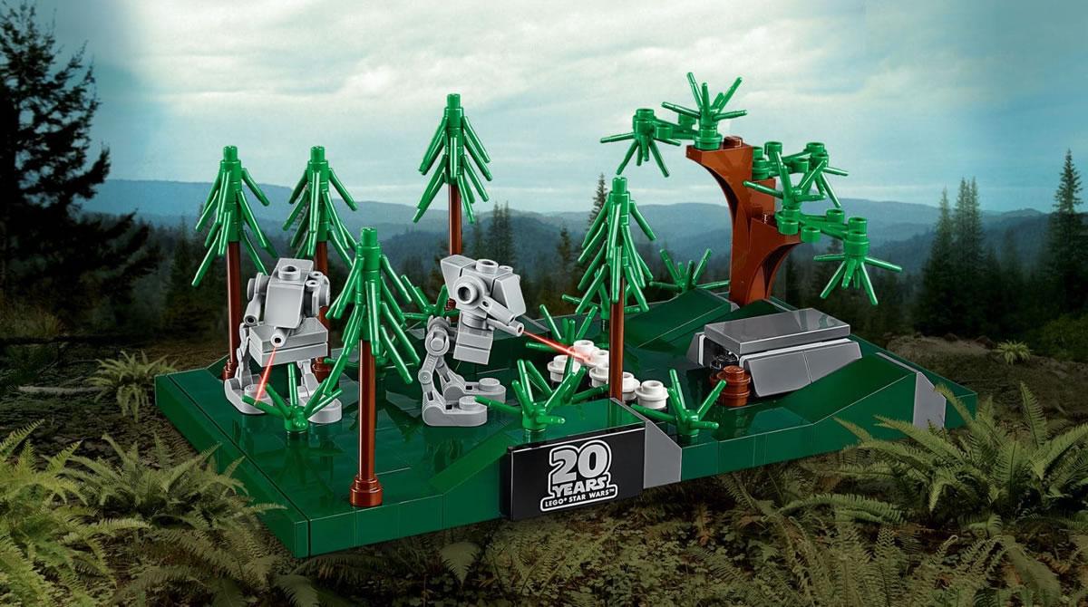 40362 Micro-modèle La bataille d'Endor