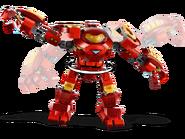 76164 Iron Man Hulkbuster contre un agent de l'A.I.M. 5
