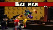 Comics Batman-S'évader de Gotham City
