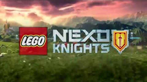 LEGO® NEXO KNIGHTS - Spot TV 2016 - Italiano