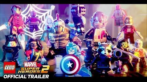 LEGO Marvel Super Heroes 2 Official Full-Length Trailer