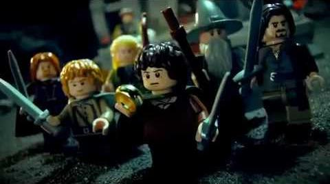 LEGO The Lord of the Rings - TV Spot Mines of Moria & Helm's Deep