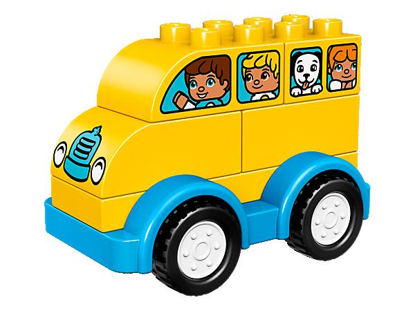 10851 Mon premier bus