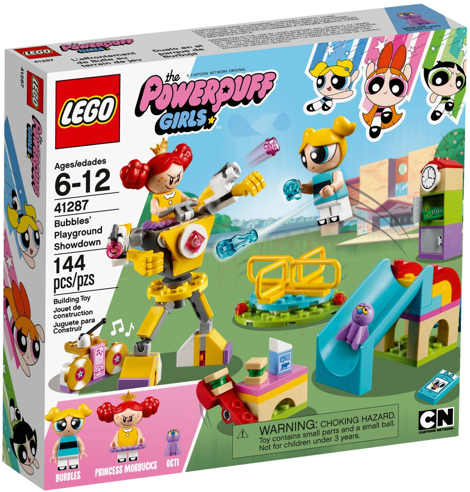 41287 Bubbles' Playground Showdown