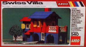 540 Swiss Villa