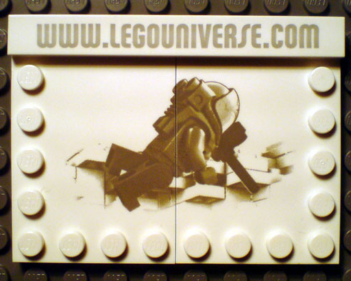 LEGO Universe Promotion 2007