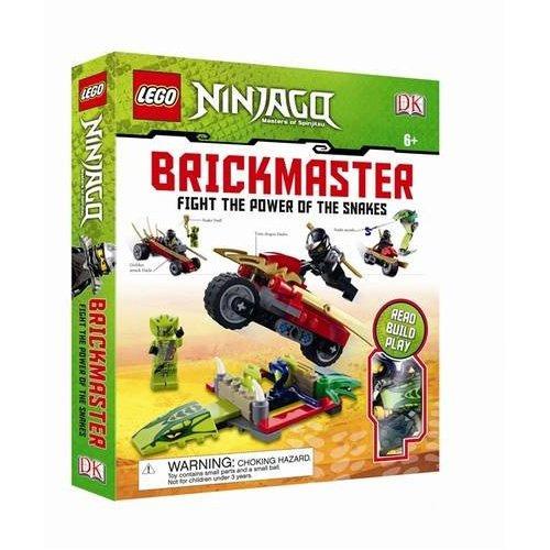Brickmaster Ninjago: Fight the Power of the Snakes