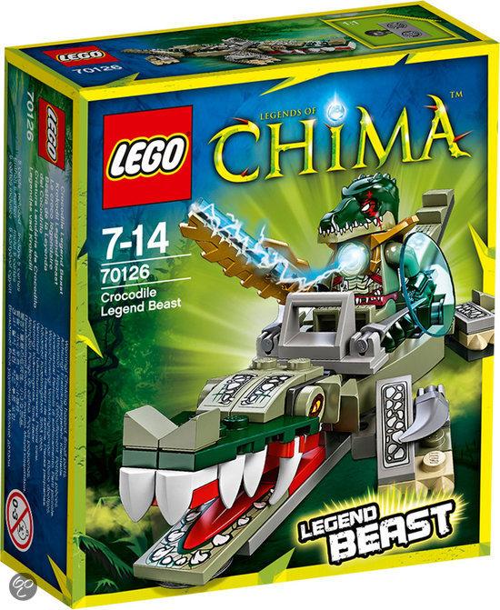 70126 Crocodile Legend Beast