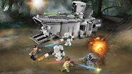 75103 First Order Transporter Poster