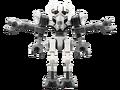 75199 Speeder de combat du Général Grievous 4