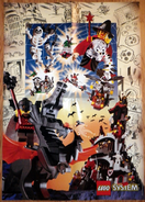 Fright knight poster