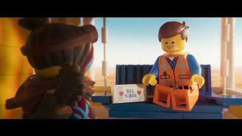 The LEGO Movie 2 The Second Part Clip Let Me Give You The Tour