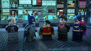 Intro Bat family 2-S'évader de Gotham City