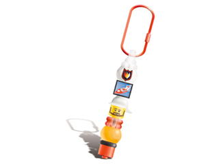 P3816 Rescue Key Chain with Pen Bead Elements