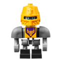 Robot écuyer d'Axl