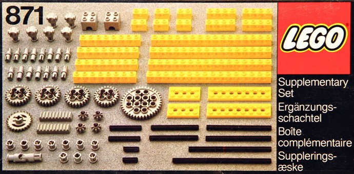 961 Parts Pack