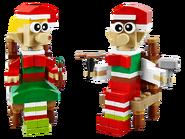 40205 Petits lutins de Noël 4