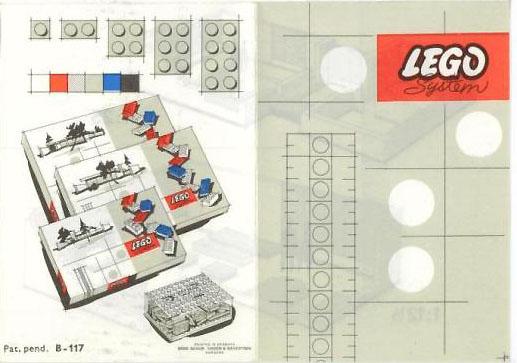 518 2 x 4 Plates (architectural hobby und modelbau version)