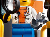 Scientist (LEGO Quest & Collect)