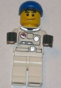 City Astronaut Four