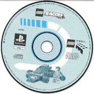 LEGO Racers - PSX-Disc