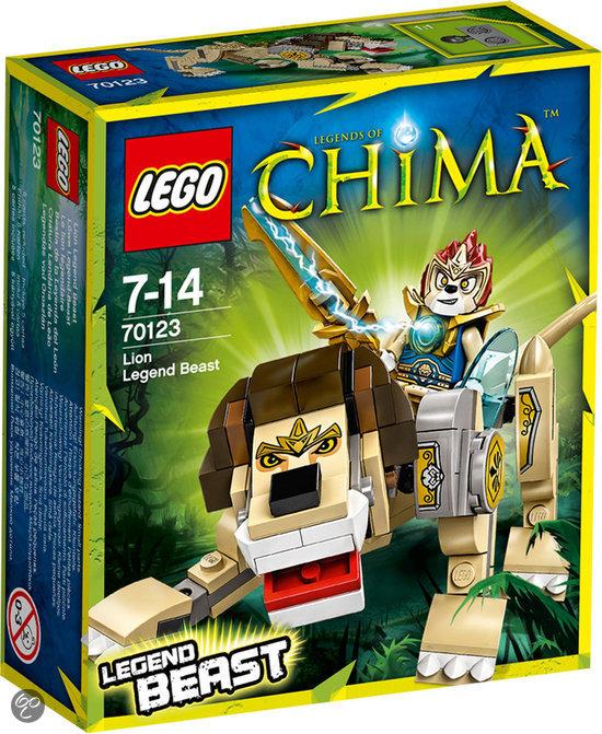 70123 Lion Legend Beast