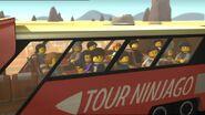 Passagers du bus-Le réveil du Grand Dévoreur