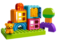 10553 Cubes de construction pour tout-petits