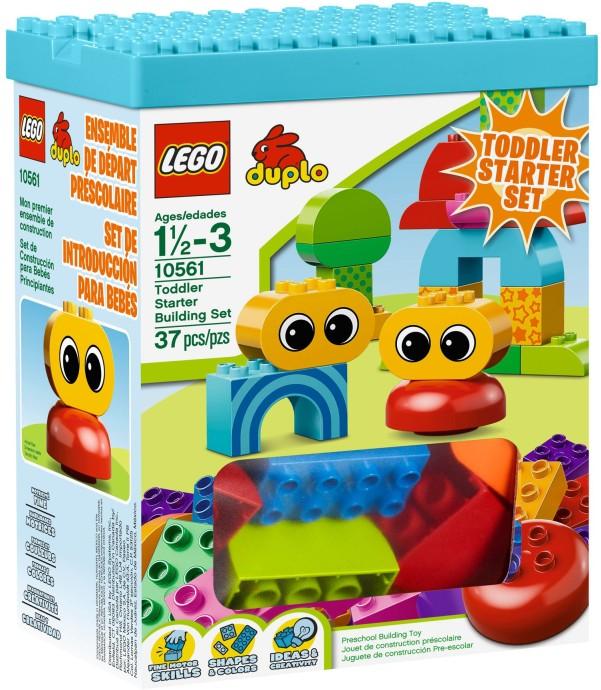 10561 Toddler Starter Building Set