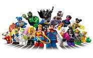 71026 Minifigures Série DC Super Heroes