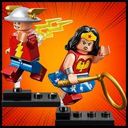 71026 Minifigures Série DC Super Heroes 10